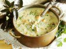 Saure Lammfleischsuppe mit Gemüse Rezept