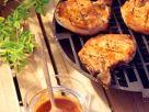 Scharf marinierte Schweinekoteletts Rezept