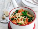 Scharfe Nudeln mit Gemüse Rezept