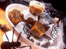 Schaurige Muffins zu Halloween Rezept