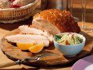Schinkenbraten mit Nelken und Senf-Honig-Kruste Rezept