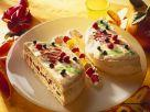 Schmetterlings-Beerenkuchen Rezept
