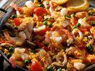 Schnelle Paella Rezept