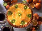 Schneller Obstkuchen Rezept