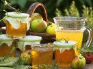 Schnelles Apfelgelee Rezept