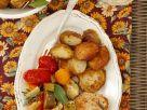 Schnitzel mit Gemüse Rezept