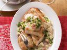 Schnitzel mit Pilzen Rezept