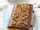 Schoko-Cracker-Kuchen mit Nüssen Rezept
