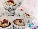 Schoko-Maroni-Cupcakes Rezept