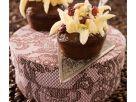 Schokocupcakes mit Cranberries und Frosting Rezept