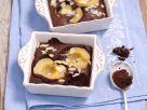 Schokokuchen mit Birnen und Mandeln Rezept
