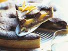 Schokokuchen mit Pfirsichen Rezept