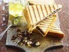 Schokoladen-Limetten-Toast Rezept