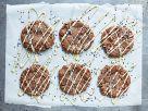 Schokoladen-Sesam-Kekse Rezept