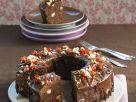 Schokoladenkuchen mit kandierten Früchten Rezept