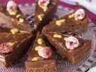 Schokoladenkuchen mit Passionsfrucht Rezept