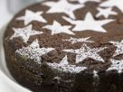 Schokoladenkuchen zu Weihnachten Rezept