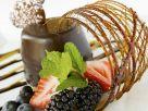 Schokoladenmousse mit Beeren Rezept