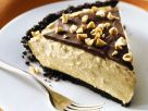 Schokoladenmoussekuchen mit Peanut Butter Rezept