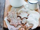 Schokoplätzchen mit weihnachtlichen Gewürzen Rezept