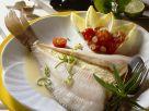 Scholle mit Räucherfischfüllung Rezept