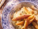 Schupfnudeln mit Sauerkraut Rezept