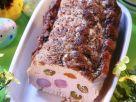 Schweinebraten gefüllt mit Frühlingsgemüse Rezept