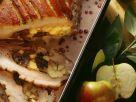 Schweinebraten mit Backpflaumenfüllung Rezept