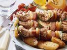 Schweinefilet-Aprikosen-Spieße Rezept