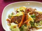 Schweinefilet-Gemüsepfanne Rezept