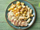 Schweinefilet mit Kräuterkruste im Thermomix Rezept