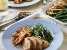 Schweinefilet mit Ofenkartoffeln Rezept