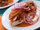 Schweinefleisch-Sandwich Rezept
