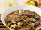 Schweinekotelett in Masala-Pilz-Soße Rezept