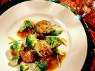 Schweinemedaillons mit Brokkoli Rezept