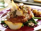 Schweinemedaillons mit Champignonsauce Rezept
