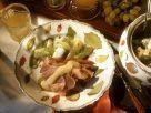 Schweineschulter (Schäufele) mit Senfsoße Rezept