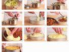Selbst gemachter englischer Hackfleischauflauf unter Kartoffelhaube Rezept