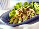 Sellerie-Birnensalat mit Linsen Rezept