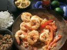 Shrimps auf brasilianische Art Rezept