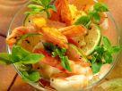 Shrimps-Salat Rezept