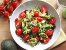Sommerlicher Zoodle-Salat Rezept