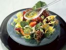 Sommersalat mit Auternpilzen Rezept