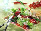 Sommersalat mit Mozzarella Rezept