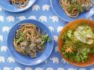 Spaghetti mit cremiger Thunfischsauce Rezept