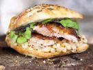 Spanferkel-Sandwich Rezept