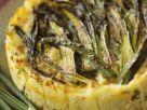 Spargel-Reis-Kuchen Rezept