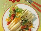 Spargelsalat mit Linsensprossen Rezept
