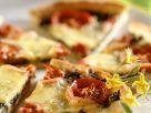 Spinat-Pizza Rezept