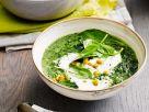 Spinat-Quinoa-Suppe Rezept
